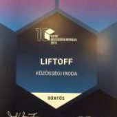 A Liftoff a legjobb közösségi irodák között.